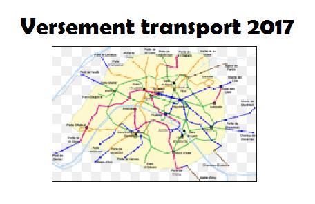 versement transport 2017